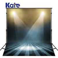 200Cm*150Cm Kate No Wrinkles Background Photography Backdrops Red Stage Lighting Photography Back Photographic Studio J01093