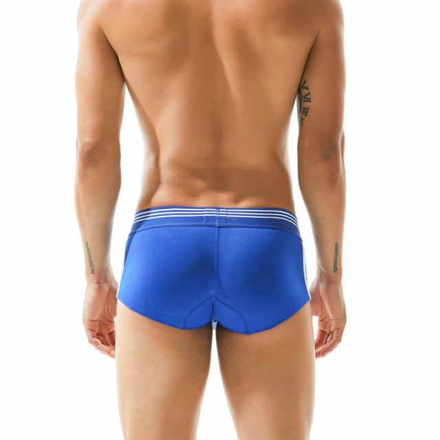 New SEOBEAN Mens Underwear Boxers Broad Shorts cotton Sexy Male panties Home breathable Underpants