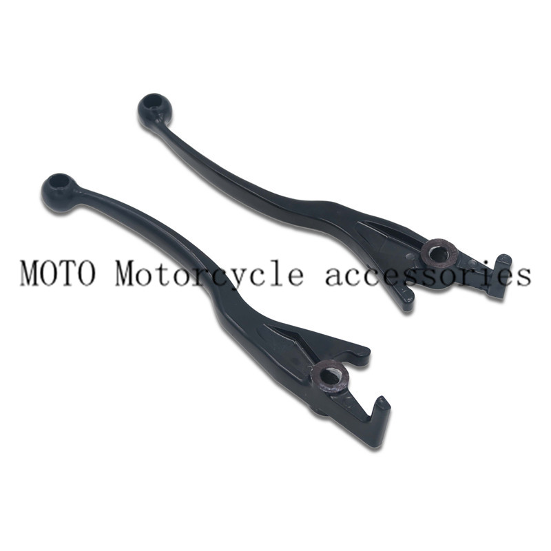 Motorcycle Brake Clutch Levers 1 Pair For <font><b>Yamaha</b></font> T-Max <font><b>TMAX</b></font> 500 <font><b>2001</b></font> 2002 2003 2004 05 06 2007 2008 Motorbike Left Right Levers image