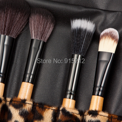 2set Professional Makeup Brush Set tools Make-up Toiletry Kit Wool Brand Make Up Brush Set Case free shipping hot sale 2016 soft beauty woolen 24 pcs cosmetic kit makeup brush set tools make up make up brush with case drop shipping 31