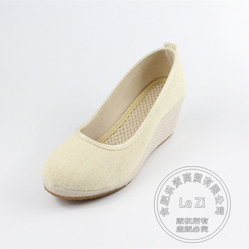 Embroidered Single Work font b Women b font Dress Shoes Platform In Small Sizes For Most