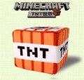 1 шт. 20 см Minecraft ПОП Игрушки Высокого Качества Плюшевые Подушки Куклы Мягкие Игрушки Для Детей Рождественские Подарки