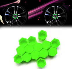 Car styling 20pcs silica gel green wheel nuts covers protective bolt caps hub screw protector 17.jpg 250x250