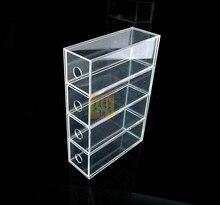 Glasses display box acrylic sunglass box glasses storage box cosmetics storage box