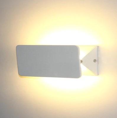 6W Modern LED Wall Light For Home Lighting Wall Sconce Beside Wall Lamp,Luminaire Lamparas De Pared 6w acryl square modern led wall lamp home indoor lighting wall sconce arandela lamparas de pared