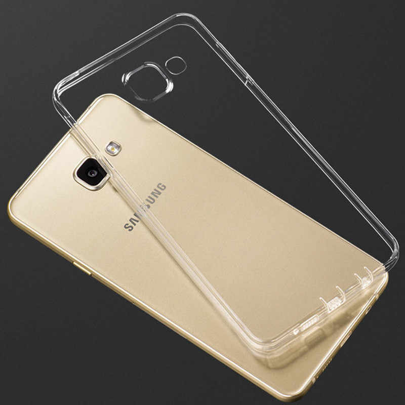 Clear Silicone Case For Samsung A3 A5 A7 J3 J5 J7 2017/6/5 S8 G530 Ultra Thin 0.3mm Soft TPU Gel Cover For Galaxy Note 2/3/4/5/8
