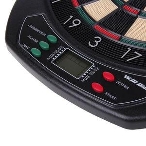 Image 4 - WINMAX ไฟฟ้า LED Dartboard จอแสดงผลกระดานคะแนน Professional Electronic DART BOARD 6 Soft TIP ด้วยเสียง