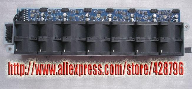 076-1139 Fan Array with Foam for 2009 M Xserve (A1279,EMC2279,DDR3 1066Mhz),K7 076-1339 MB44966/A