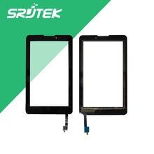 7 pulgadas para acer iconia tab7 7 tab a1-713 pantalla táctil digitalizador del sensor de reemplazo de reparación de piezas tablet pc