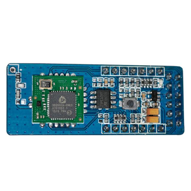Xenon-Onda Z módulo totalmente integrado-onda Z módulo em uma pequena 50mm x 20mm x fator de forma de 1.9mm On/off controle módulo M2 Frete Grátis