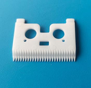 Darmowa wysyłka 5 sztuk 26 zębów białe ceramiczne ostrze tanie i dobre opinie