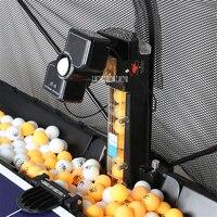 1 шт. JT A настольный теннис мяч машины роботы автоматическая машина шарика 36 спинов домашнего музицирования машина с чистой крышкой 100 240 В