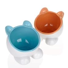 Keramická miska na vodu a jedlo pre mačku Cute Ceramic Water & Food Bowl for Pet