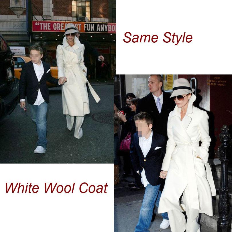 Outwear Abrigos Hiver Femmes Automne Tranchée Long Lâche Mujer Élégant Blanc Pardessus Chic Ceinturé Femelle Manteau Simple Casacos Occasionnel rrW5Haq