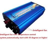 peak power 5000W inverter 2500w pure sine wave digital display inverter 12V/24V DC to 110V/220V AC for solar&wind system