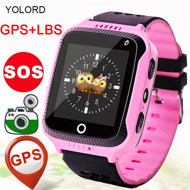 US $21 8 |GPS+LBS Positioning SOS For Help Anti Lost Remote Monitor  Electric Fence Flash Light Smart Watch Smartwatch Kids Girl Child Q528-in  Smart