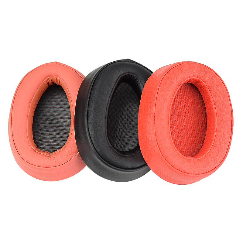 Replaceme Cushion ear pads earmuff earpads pillow cover for <font><b>SONY</b></font> <font><b>MDR</b></font>-<font><b>100ABN</b></font> <font><b>MDR</b></font> <font><b>100ABN</b></font> headphones image