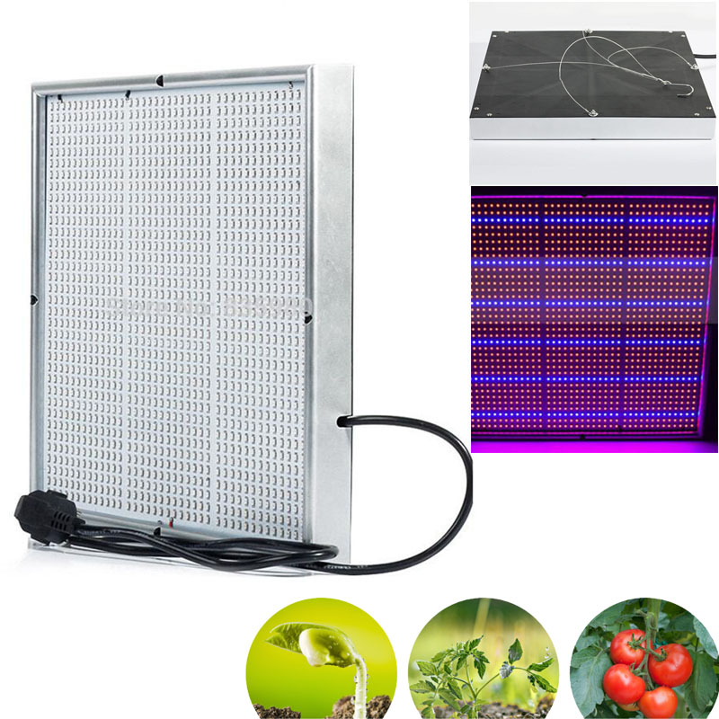 1365 LED plant grow Panel lights kit flower Gowth lamp veg red blue Indoor Greenhouse Garden Seeding for Hydroponics grow tent 5pcs lot 108w waterproof uv ir led grow light bar for greenhouse indoor garden commercial plant veg flower growth grow tent