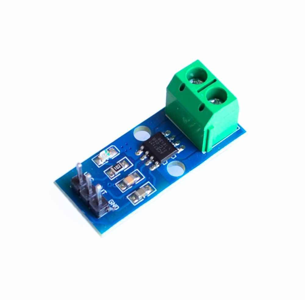 5A 20A 30A Диапазон тока Сенсор модуль ACS712 ACS712ELC на микросхеме для Arduino электронный