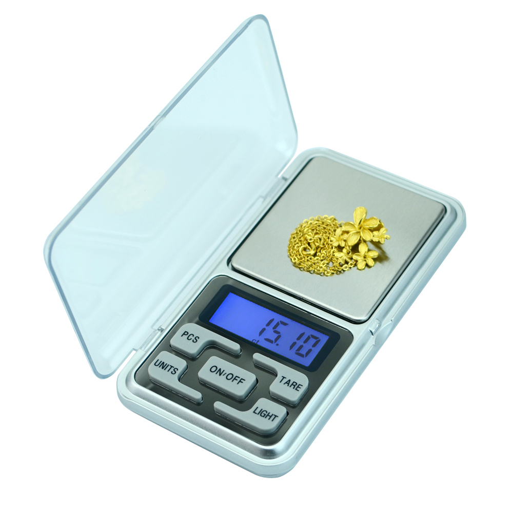 Electronic precision scales 200g/300g/500g x 0.01g pocket mini digital scales for Jewelry Gold Sterling Balance Weight Gram