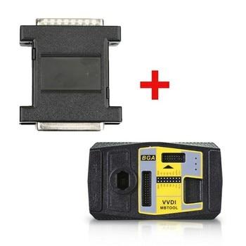 Original Xhorse VVDI MB BGA TooL Benz Key Programmer Plus VVDI MB Tool Power Adapter for Data Acquisition
