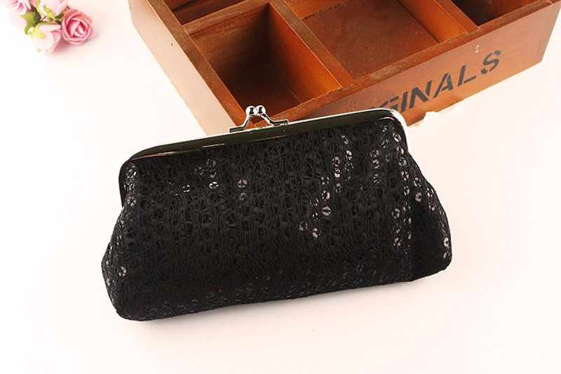Bolsa de moedas carteiras femininas adorável estilo mini saco senhora pequenas bolsas carteiras hasp lantejoulas bolsa de embreagem chave pochette 1.1