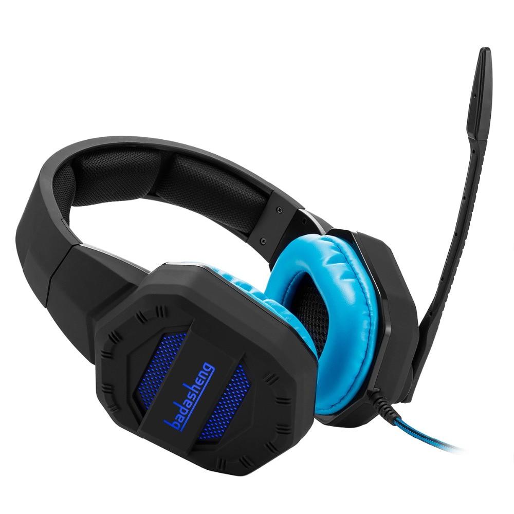 discount LED headphone gaming
