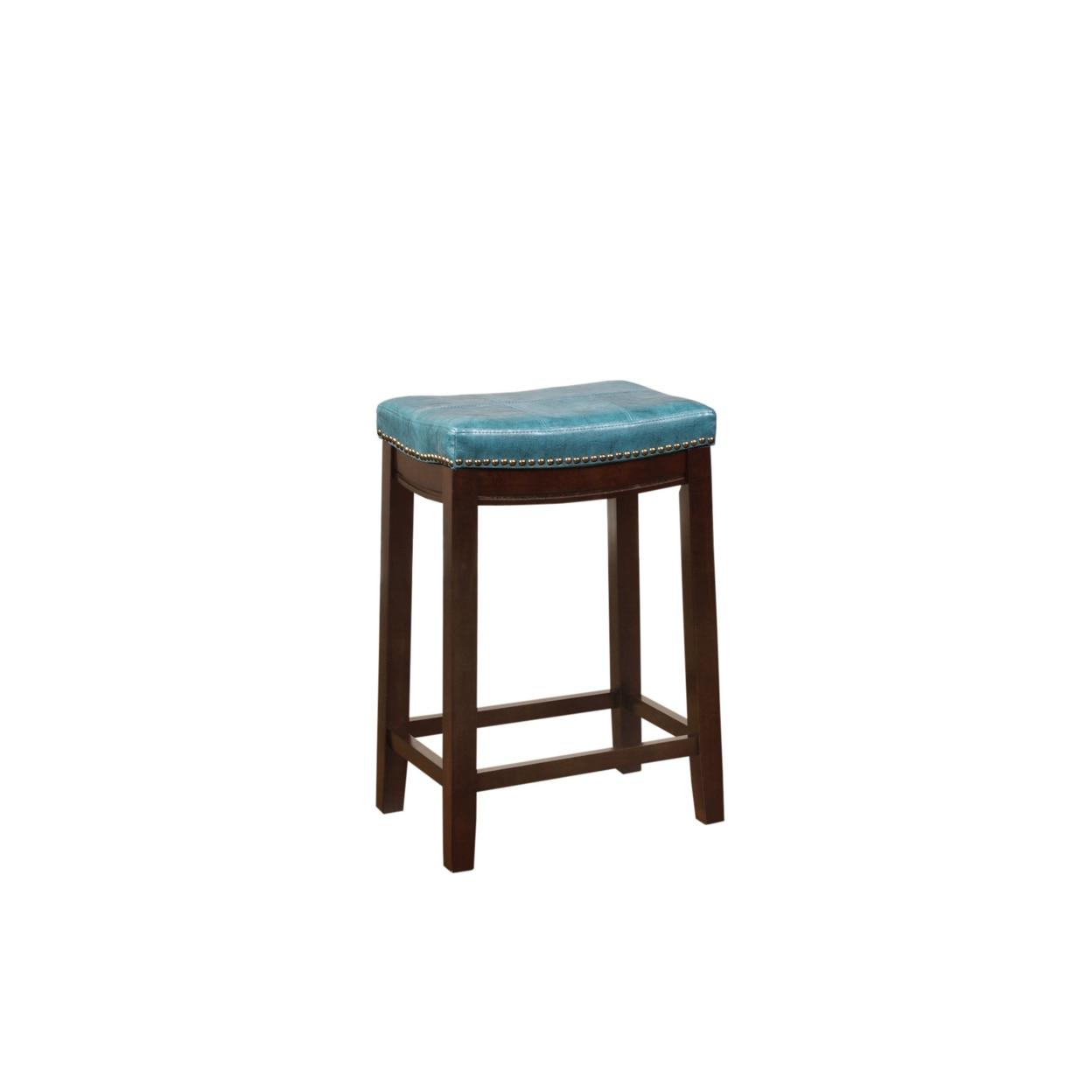 Claridge Blue Counter Stool catina counter stool charcoal