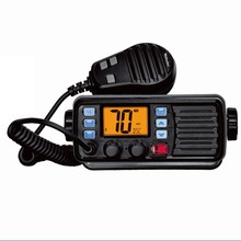 New Matsutec MS-105 VHF Marine Radio Transceiver IP-67 Mobile Radio Walkie Talkie Amateur Radio Transceiver Ham Radio Two way