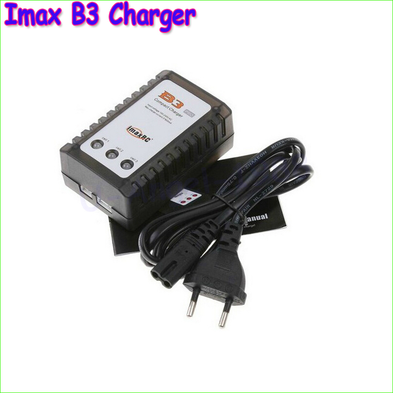 1pcs Imax B3 7.4v 11.1v Li-polymer Lipo Battery Charger 2s 3s Cells for RC LiPo AEG Airsoft