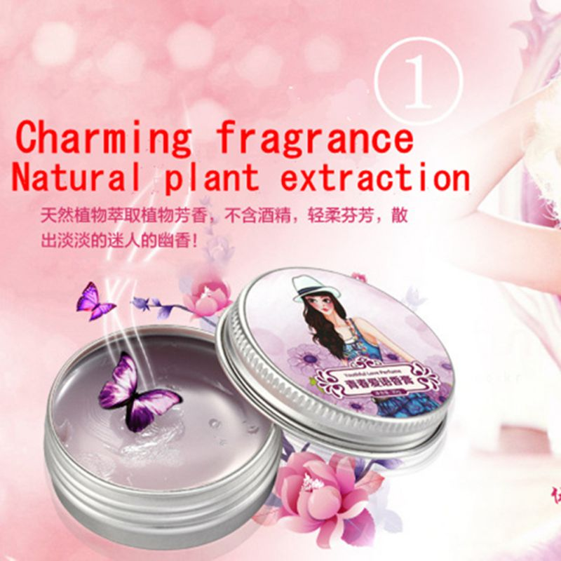 New2017 Hot Sell Natural AFY Youthful Love Perfume.Charming fragrance Potpourri Solid Perfume xgrj