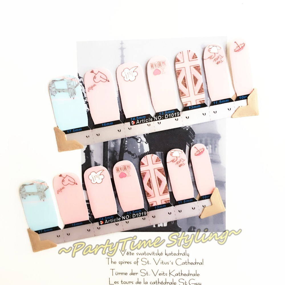 Empower Nail Art Tape Uk Nails Polish Colour