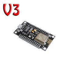 ESP8266 CH340G CH340 G NodeMcu V3 Lua sans fil WIFI Module connecteur carte de développement CP2102 basé ESP 12E Micro USB ESP32 CAM
