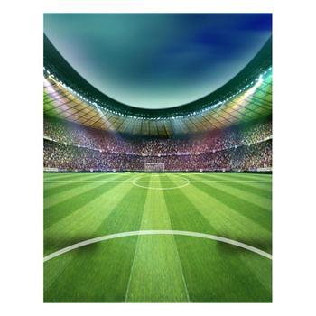 Alloyseed World Cup Digital Photography Background Art Cloth Studio Photo Backdrops for photo studio, live room