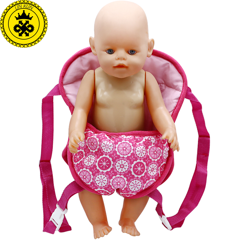 Outgoing Packets Outdoor Carrying  Doll Straps Suitable For Carrying 33cm 35cm-43cm Baby Babies Doll 18 Inch American Doll B-3