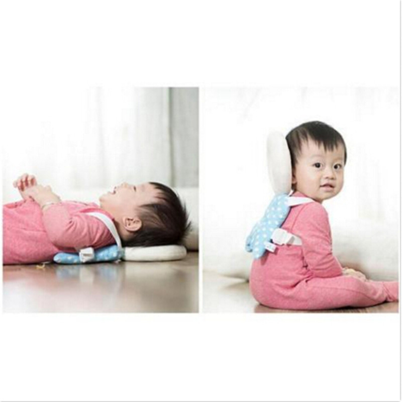 Pillow Back To Search Resultsmother & Kids 2018 New Baby Learn To Walk Head Protection Pad Wing Anti Wrestling Pad Toddler Headrest Pillow