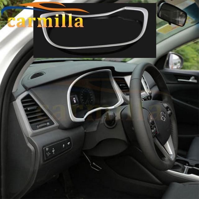 2015 Hyundai Tucson Interior: Aliexpress.com : Buy New ABS Chrome Car Interior