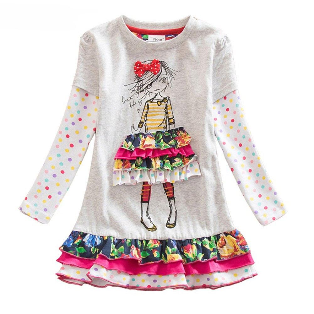 Girl-dresses-NEAT-100-cotton-Children-s-Clothing-cute-cartoon-pattern-Kids-Dress-Long-Sleeve-O