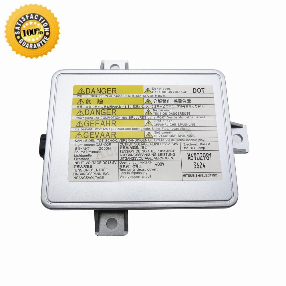 ФОТО Xenon Ballast 2002-2005 For Acura TL TL-S Xenon BALLAST HID Inverter Control Unit X6T02981 W3T10471 W3T11371 W3T15671 D391510H3