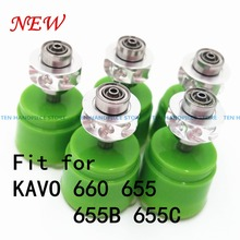 2018 באיכות טובה 5 שיניים Handpiece KAVO 660 655 655B 655C סופר מומנט טורבינת מקצועי יצרן
