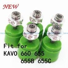 2018 boa qualidade 5 handpiece dental kavo 660 655 655b 655c super torque turbina fabricante profissional