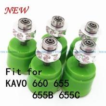 2018 bonne qualité 5 pièce à main dentaire KAVO 660 655 655B 655C Super couple Turbine fabricant professionnel