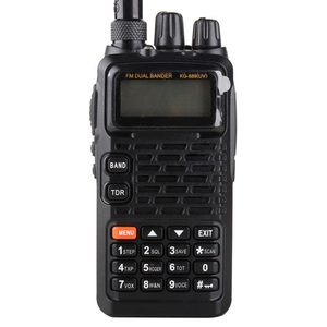 Image 2 - ทั่วไป Walkie Talkies สำหรับ Wouxun KG 889 VHF/UHF กันน้ำ Dual Band HAM Two WAY วิทยุแบบพกพา CB วิทยุมือถือเครื่องรับ