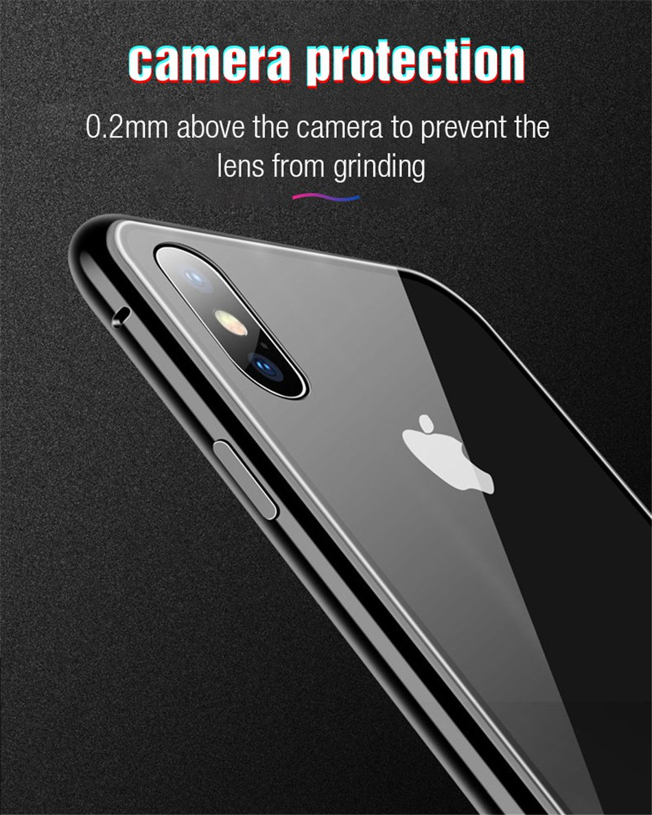 iphone x xs max Magnetic case 09