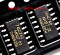 Free Shipping  50PCS 74HC74D  74HC74  SOP-14  Original authentic and new  IC