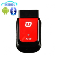 2018 New Arrivals XTUNER X500 Android Bluetooth Powerful Multiple Function OBD2 Professional Diagnostic Interface Full Function