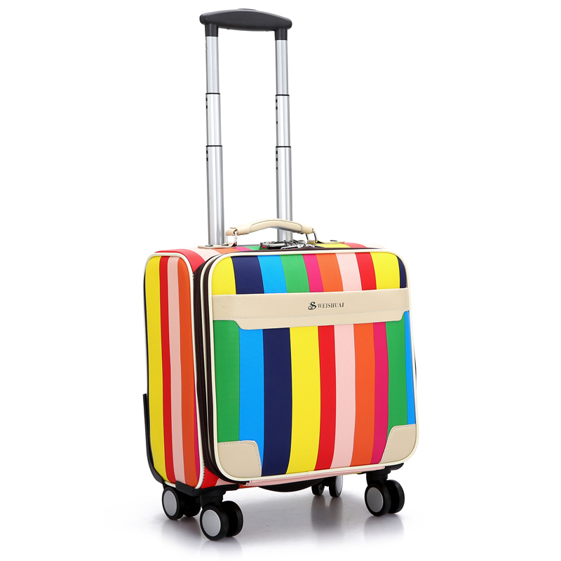 Compare Prices on Colorful Luggage- Online Shopping/Buy Low Price ...