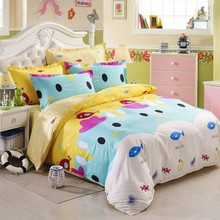 100%cotton Winter Bedding Set Duvet Cover Set Bedclothes Pillowcase King Size Bedding for Children Room Soft Warm Bedding Sets
