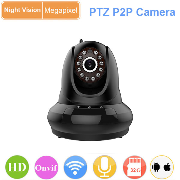 US $89 99 |360 degree rotation home monitoring camera one camera see whole  room MIPC APP remote control-in Surveillance Cameras from Security &