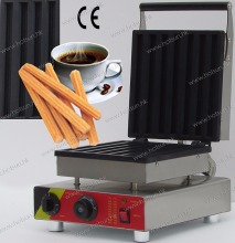 Commercial Use Non-stick 110v 220v Electric Spainish Churros Baker Maker Iron Machine